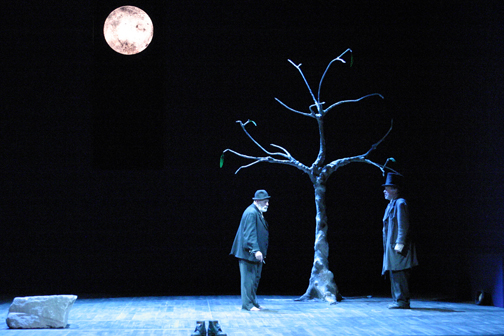 an essay on realism in waiting for godot by samuel beckett
