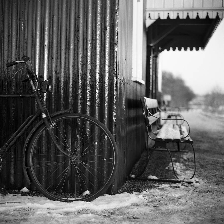 Bicycle-Black-And-White-Print-by-Paul-Cooklin